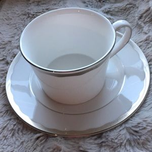 Wedgewood tea cup and saucer
